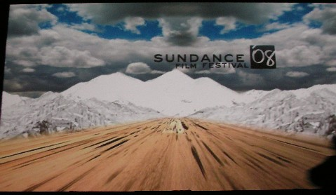 Sundance Intro Screen