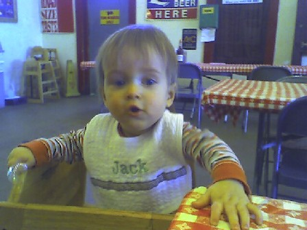 nephew @ Rudy's