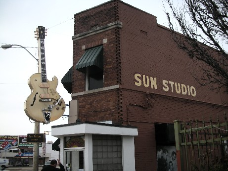 Sun Studio Outside