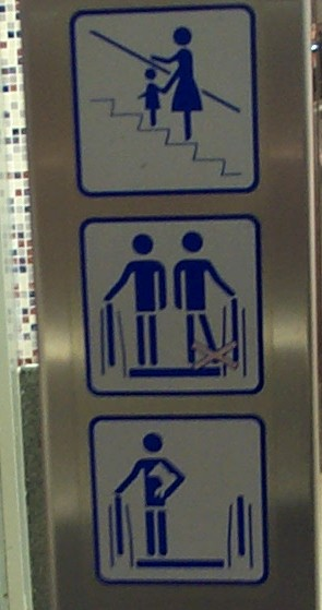 Escalator Rules 1