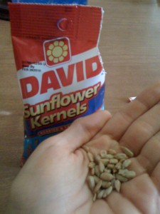 ...and seeds